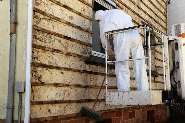 Hiring Asbestos Removal Company