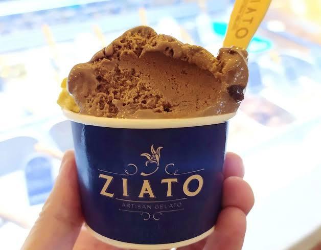 Cafe gelato Jakarta