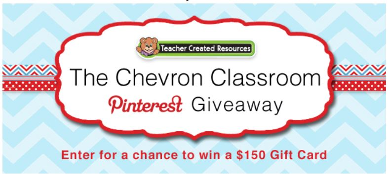 Win a $150 Teacher Created Resources Gift Card!