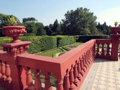 pormenor da casa d Jardim Botânico