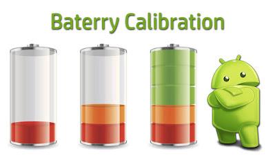 Cara kalibrasi baterai smartphone