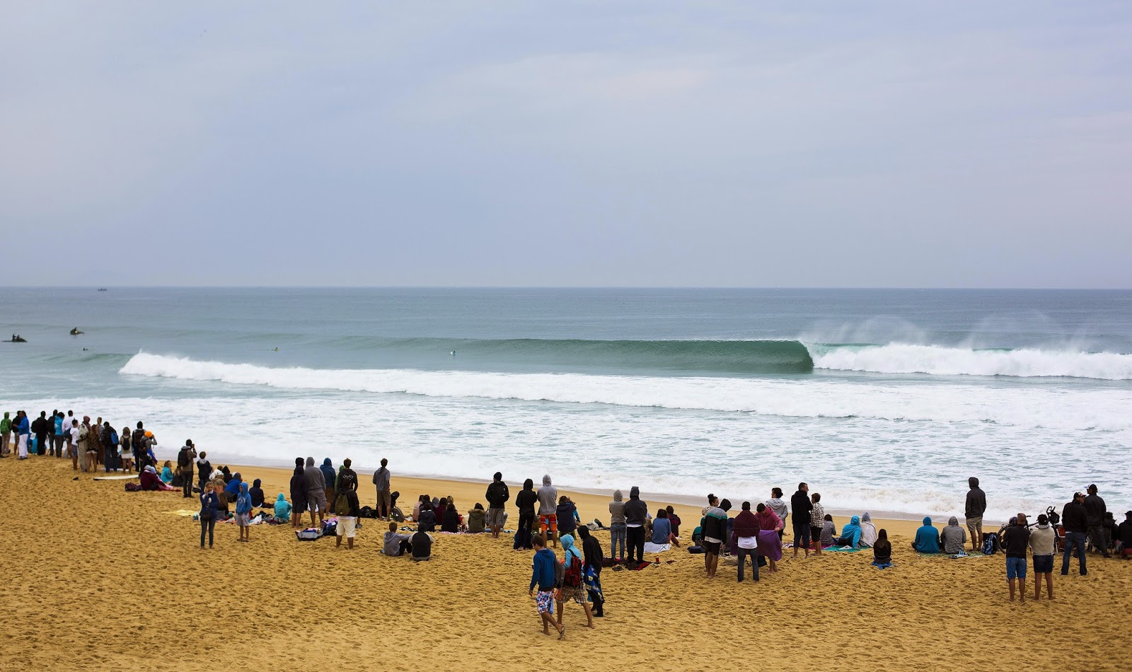 Roxy Pro France 2014 Wave Foto ASP
