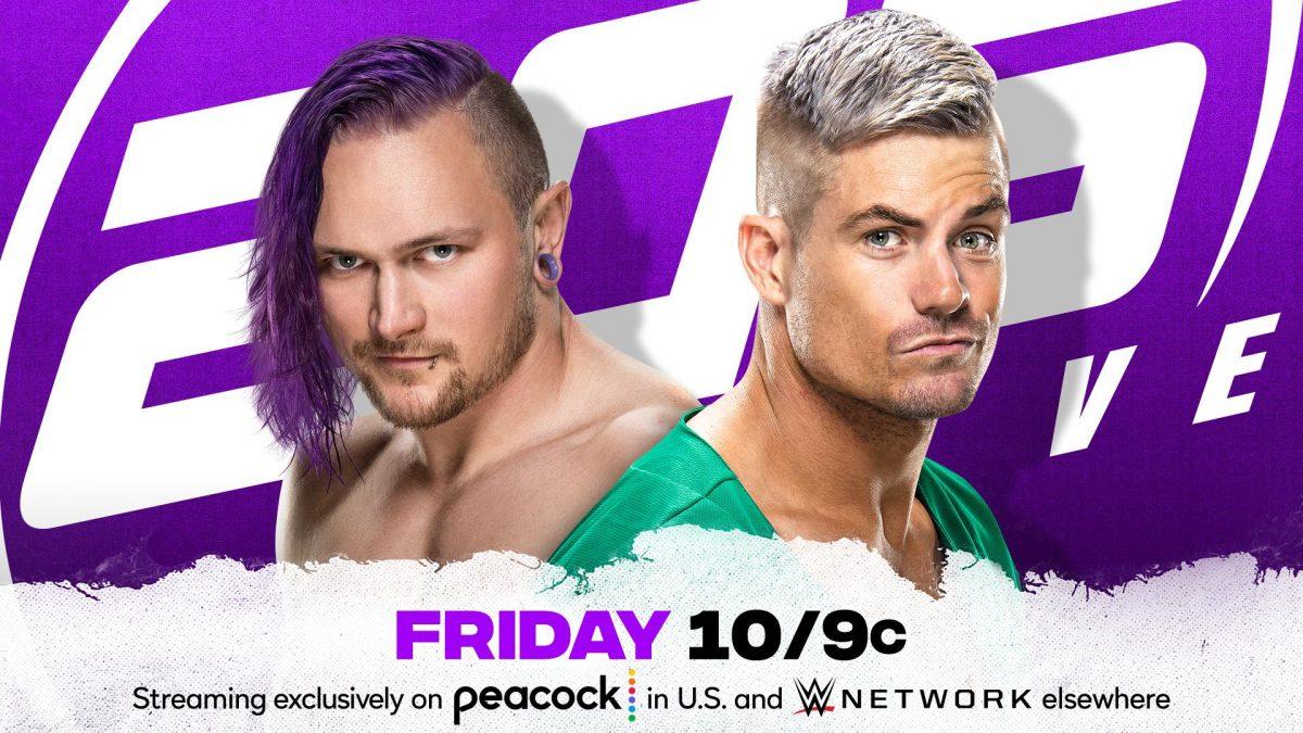 Cobertura: WWE 205 Live (16/07/2021) – Acrobático!