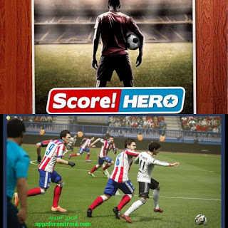 سكور هيرو Score Hero | تنزيل لعبة سكور هيرو القديمة 2019