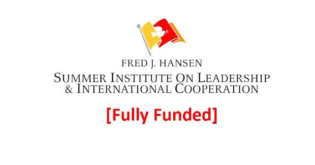 برنامج التبادل الصيفي مقدم من معهد هانسن بالولايات المتحدة الأمريكية | ممول بالكامل
