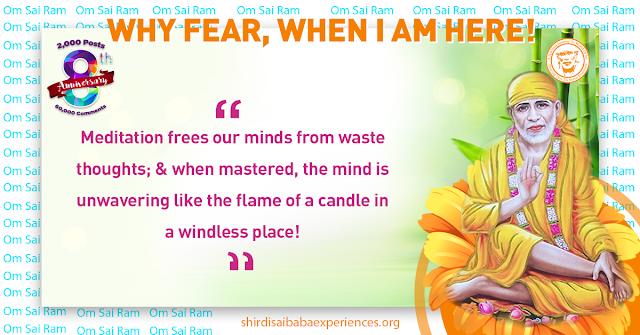 Prayer For Job - Sai Devotee Sumathy Sreetharaiyer