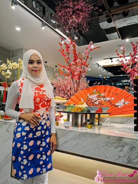 Set Hidangan Tahun Baru Cina Di Armada Hotel Petaling Jaya