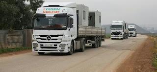 تركيا ترسل تعزيزات عسكرية إضافية إلى إدلب (فيديو)