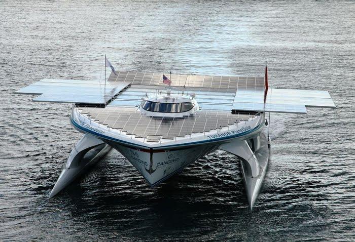 turanor planetsolar mega yacht - photo #4