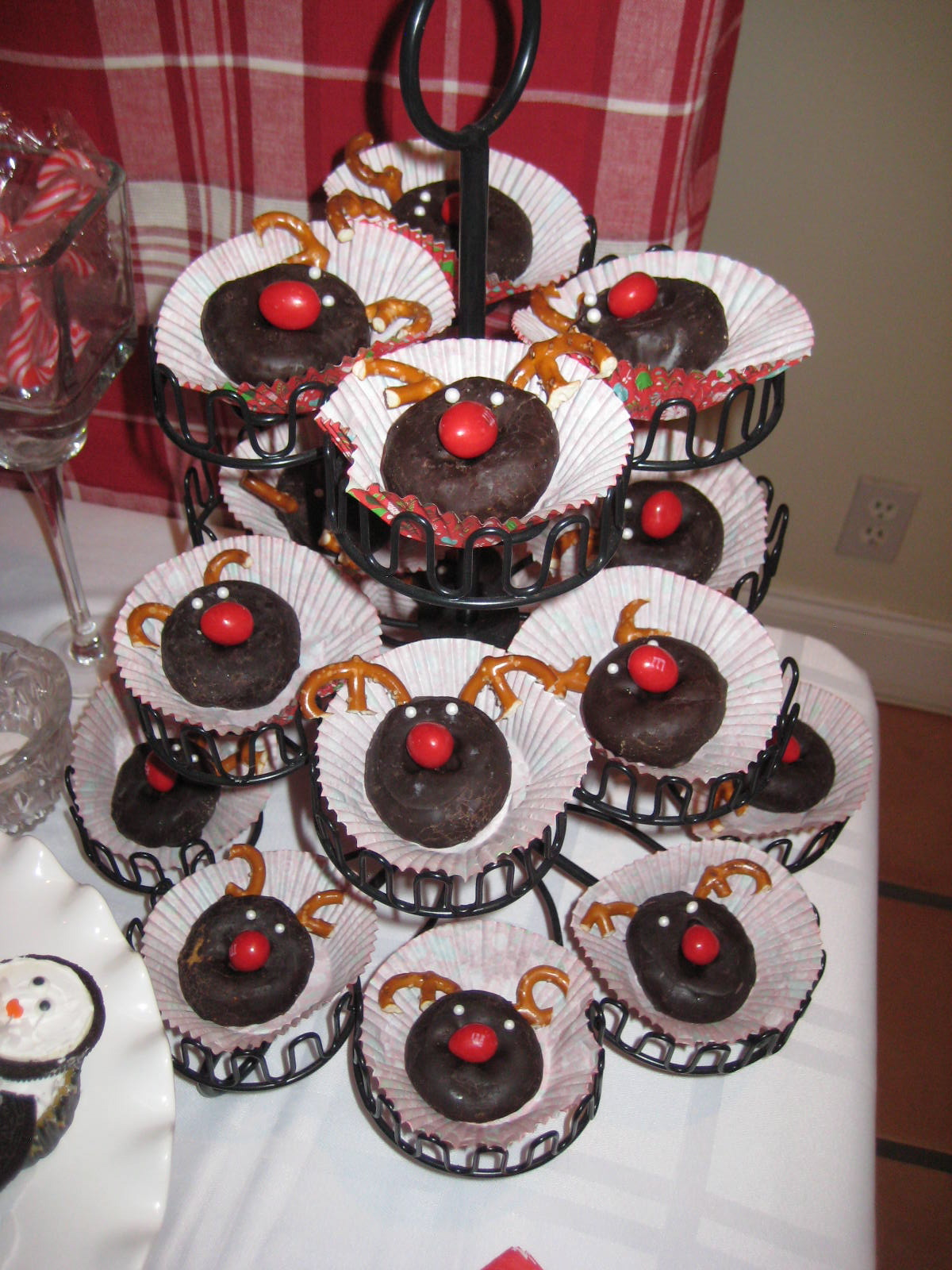 Creative Ideas For Salon And Spa Businesses: Creative Party Ideas By Cheryl: Christmas Pajama Party