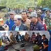 Merasa Prihatin, Wako AJB Turut Bantu Pencarian Warga Sungai Penuh Hilang di Danau Kaco