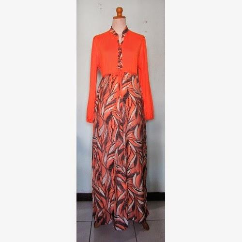 Koleksi Gambar Model Baju Hamil Batik Gamis Muslim Terbaru: Model Baju Hamil Batik Gamis