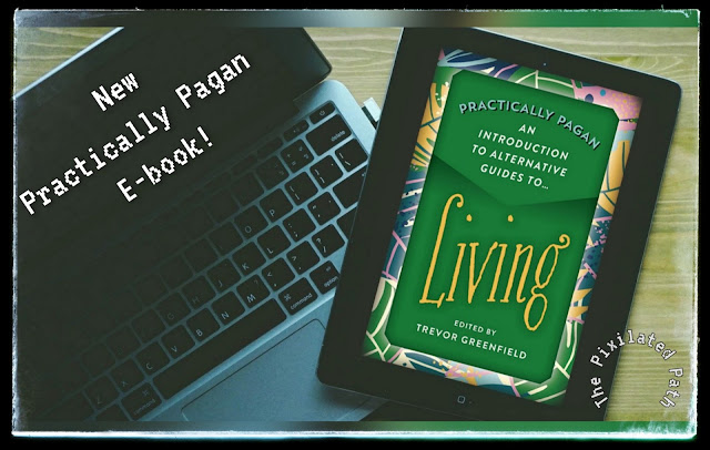 Pixie eBook Announcement: Practically Pagan - an Introduction to Alternative Guides  to Living
