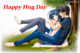 Hug Day Quotes 2016 for Husband / Wife
