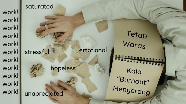 menghindari burnout