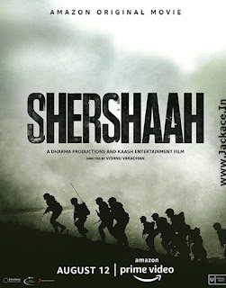 Shershaah First Look Poster 11