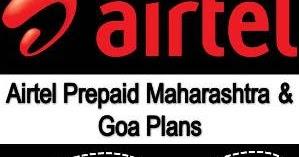 Check Latest Airtel Prepaid Maharashtra & Goa Data