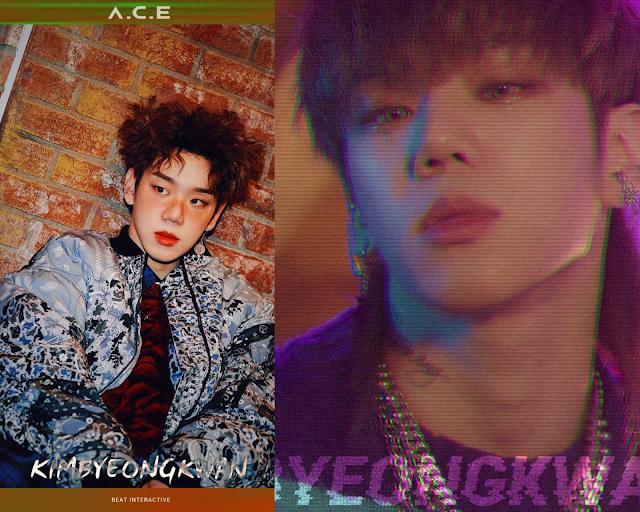 "alt=""A.C.E's Project official concept teaser photo KIMBYEONGKWAN"