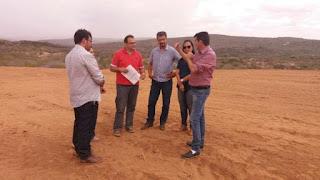 Processo licitatório para contratação de empresa que construirá matadouro de Picuí foi realizado com sucesso