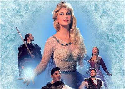 'La Reina de las Nieves' con Mireia