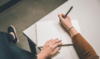Preparar los writing de los exámenes de inglés