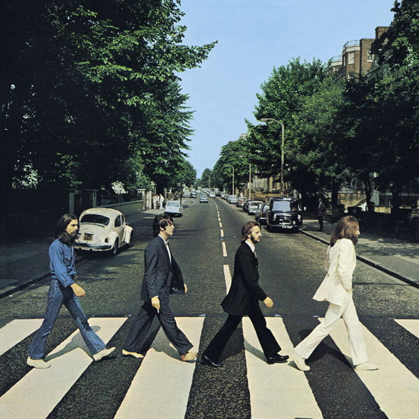 The Beatles – Abbey Road [iTunes Plus AAC M4A + M4V + LP]