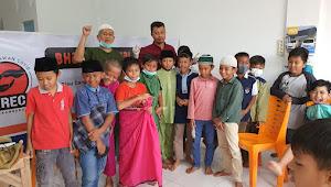 Disupport RCI, PWI Riau dan PWI Pokja Pekanbaru, TREC Riau Khitan 21 Anak