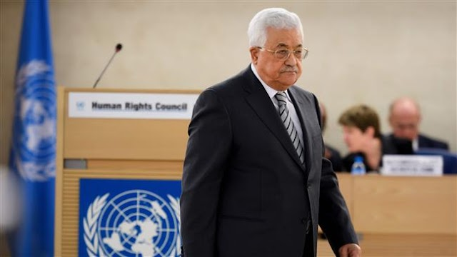 No state should relocate Israel embassy : Palestinian President Mahmoud Abbas
