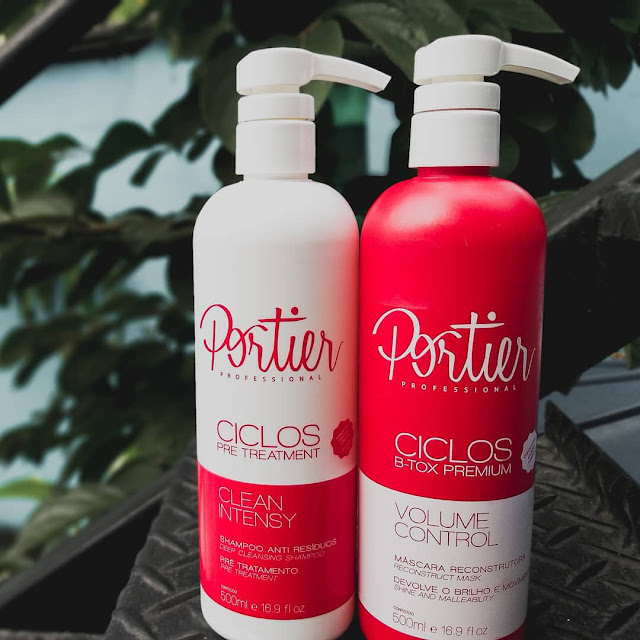 botox premium da Portier