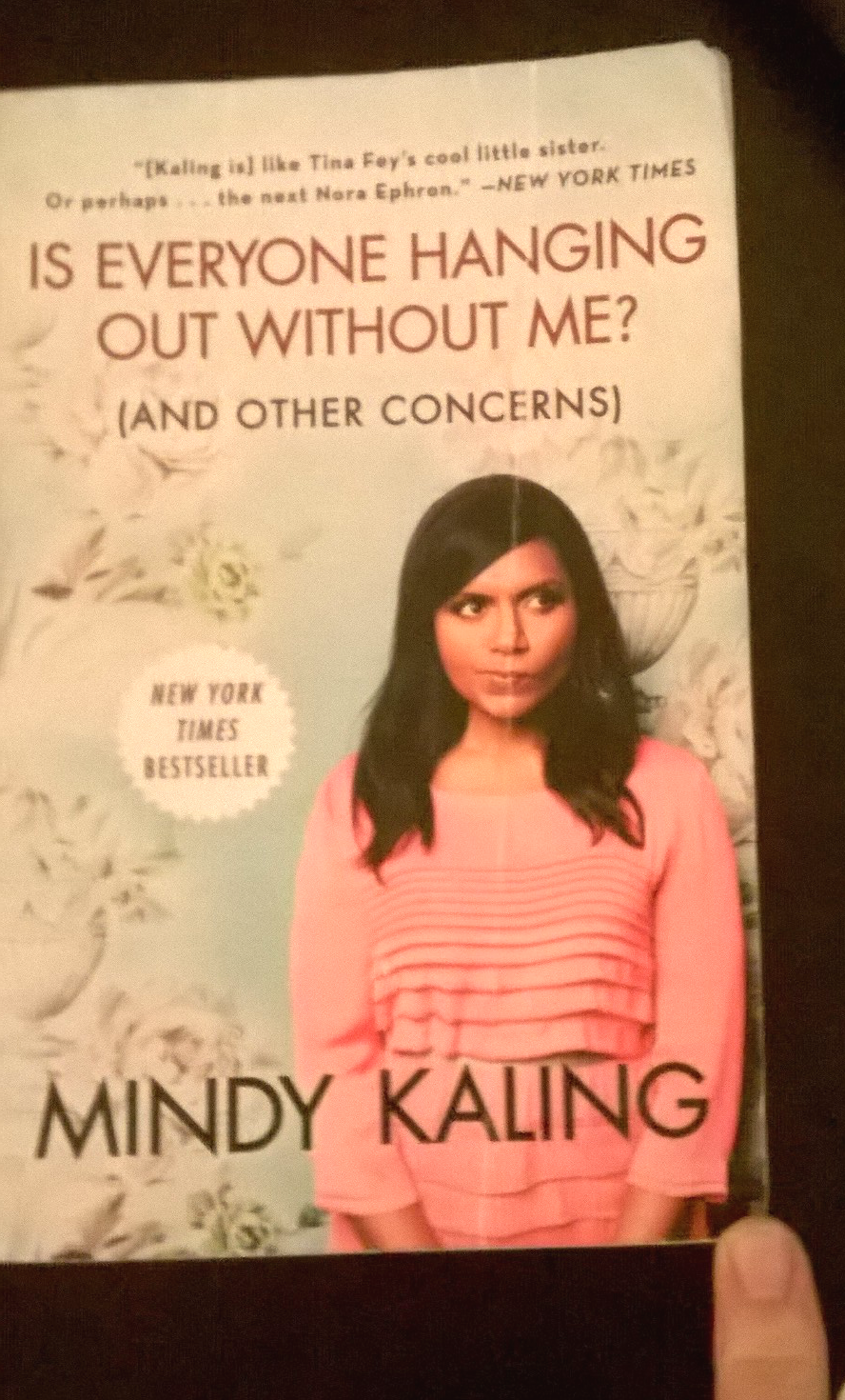 11 42 Style Is Everyone Hanging Out Without Me Mindy Kaling Book Review