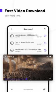 UC Browser Turbo- Fast download, Private, Ad block APK 1.9.7.900