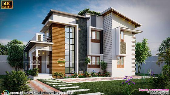 modern house design by 3D Sense Visualizations
