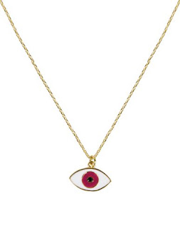 Eye Pendant - Eyeland Yoox - Halloween Jewelllery
