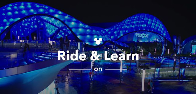 創極速光輪, TRON Lightcycle Power Run, Disney Magic Moments, Ride & Learn, Shanghai Disneyland, Magic Kingdom, Imagineer, WDI