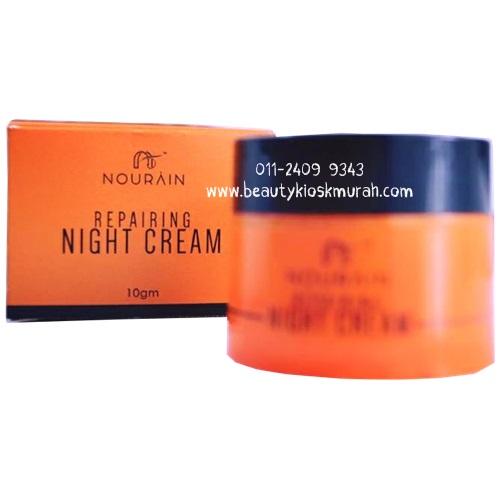 Repairing Night Cream Nourain