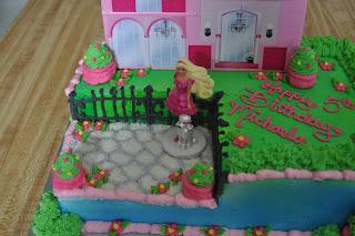 Prison City Cakes Using Bakery Kits On Cakes
