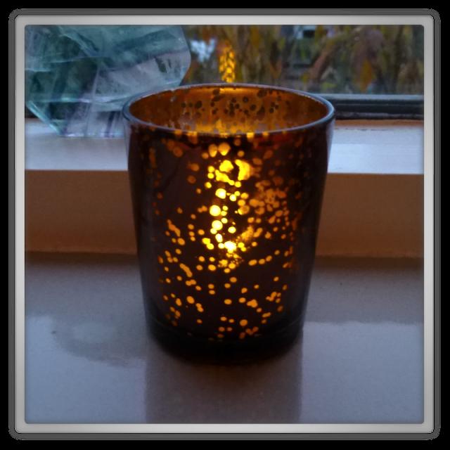 Avri haul shoplog review kerst kaarsjes lampjes houdertje theelicht glas bruin
