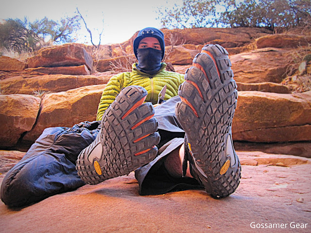 Footwear grand gulch