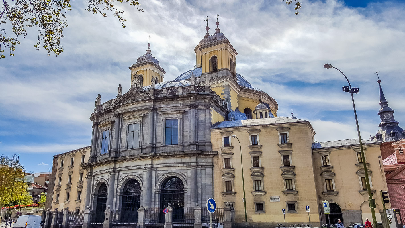 Basilica de San Francisco (Madrid, Spain)