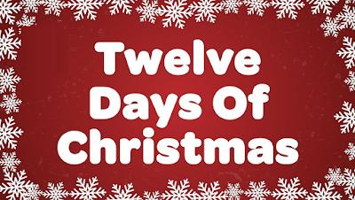 Twelve Days of Christmas - Lyrics of Christmas Songs
