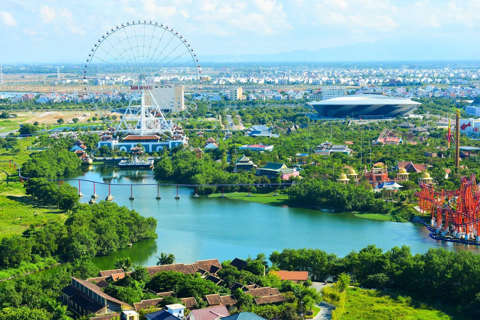 Tổng hợp địa điểm chụp ảnh ngoại cảnh tại Đà Nẵng