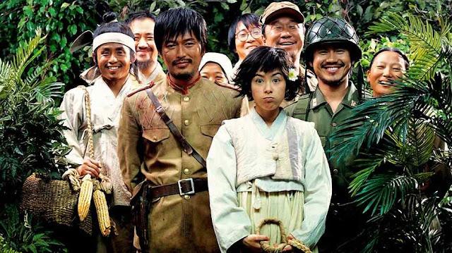 Tử Chiến Ở Làng Dongmakgol - Welcome to Dongmakgol (2005) Big
