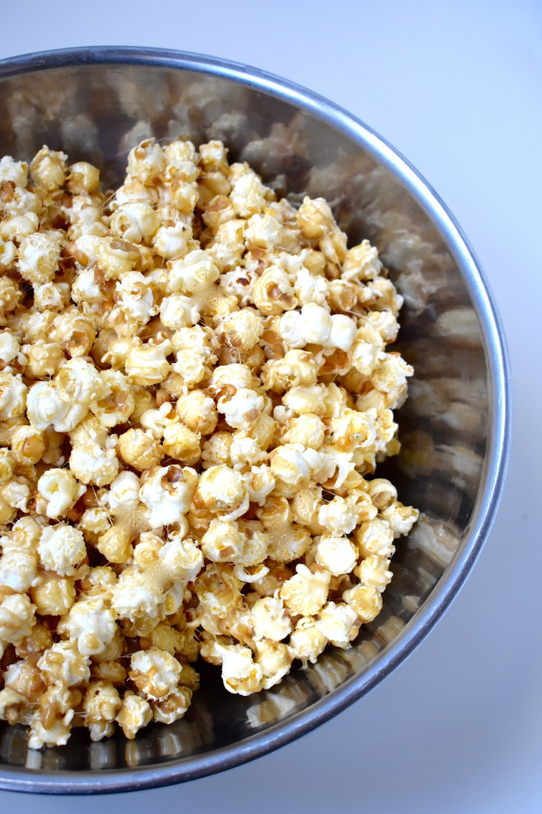 Famous Caramel Popcorn My Own Meal Plan
