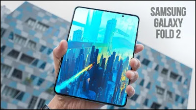 Samsung Galaxy Fold 2 First Look: Design, Screen, Camera