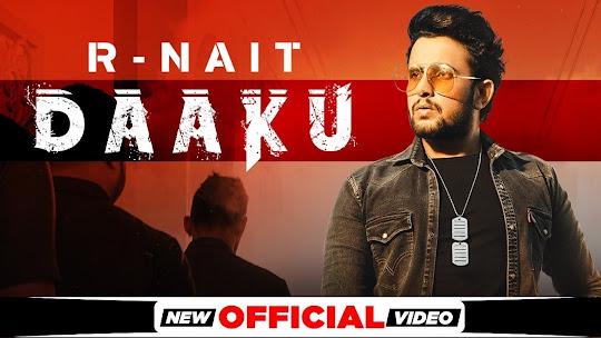 R Nait   Daaku Song Lyrics   Desi Crew   Amar Hundal   Latest Punjabi Song 2021   Speed Records Lyrics Planet