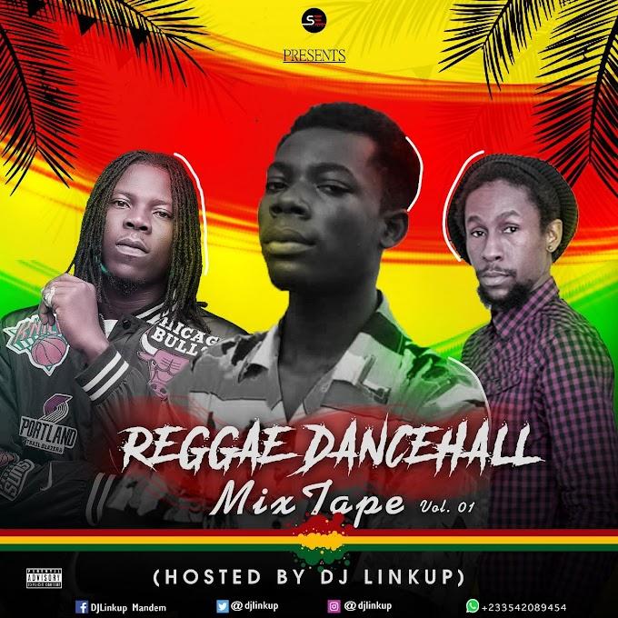 Dj Linkup - Reggae Dancehall Mix Vol.1 (Hosted By Dj Linkup)