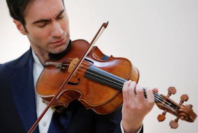 Những cây đàn vĩ cầm đặt biệt có một không hai hiện nay