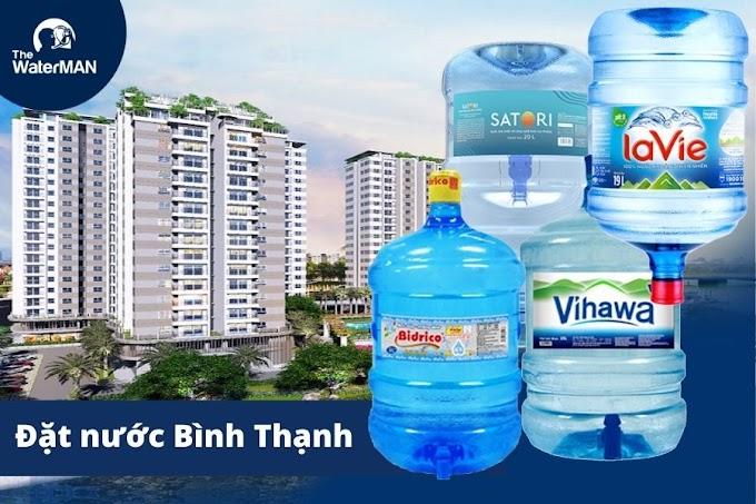 Đại lý nước uống đóng bình quận Bình Thạnh