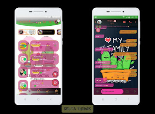 My Family Theme For YOWhatsApp & Fouad WhatsApp By Ale