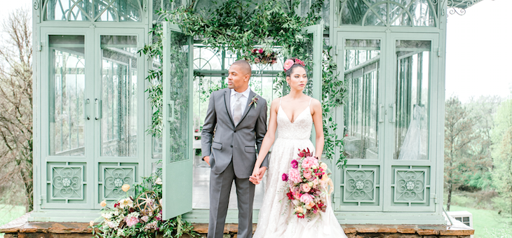Gorgeous Greenhouse Inspo at The Styled Shoots Across America Conference